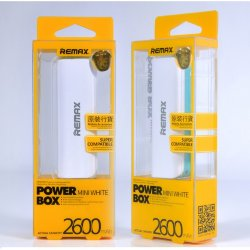 Power Box Remax Mini 2600 mAh