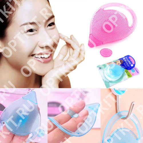 Спонджик для лица Facial Cleaning pad