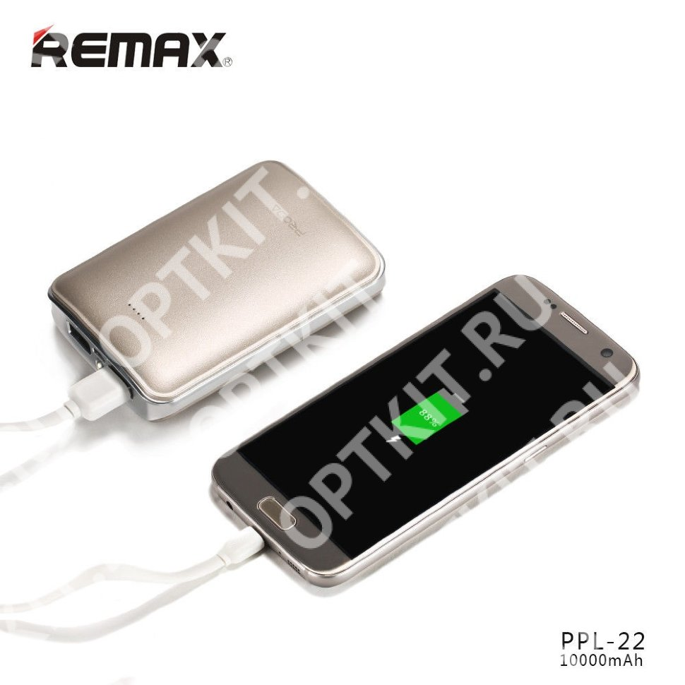 Power Bank Remax Proda Mink PPL-22 10000 mAh