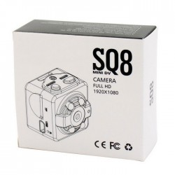 Мини HD видеокамера SQ8 Mini DV Camera 1080P Full HD Car DVR оптом