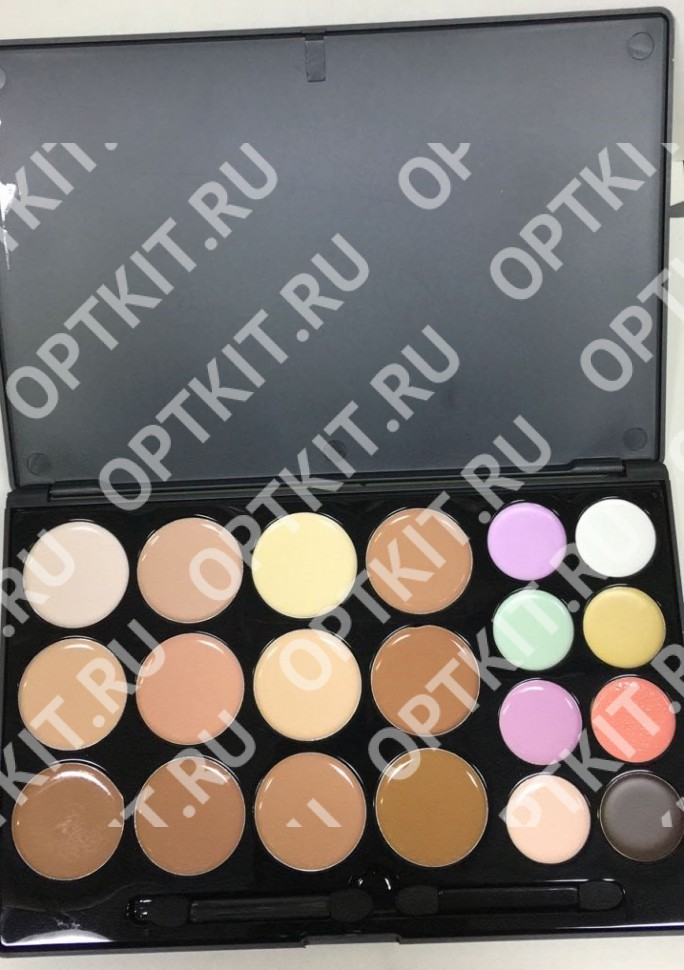 Палитра корректоров MAC Professional Makeup 20 цветов