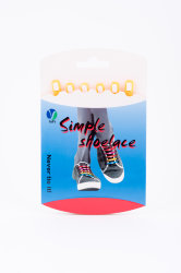 Шнурки Simple shoelace