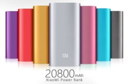 Power Bank Xiaomi MI 20800 mAh оптом